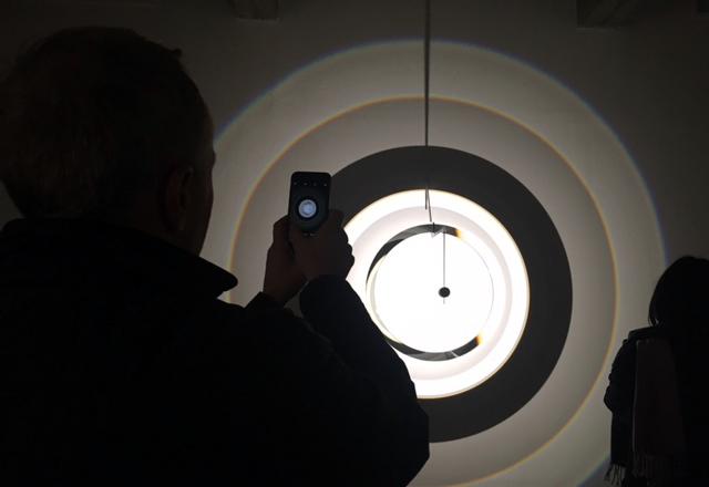 Olafur Eliasson Space resonates